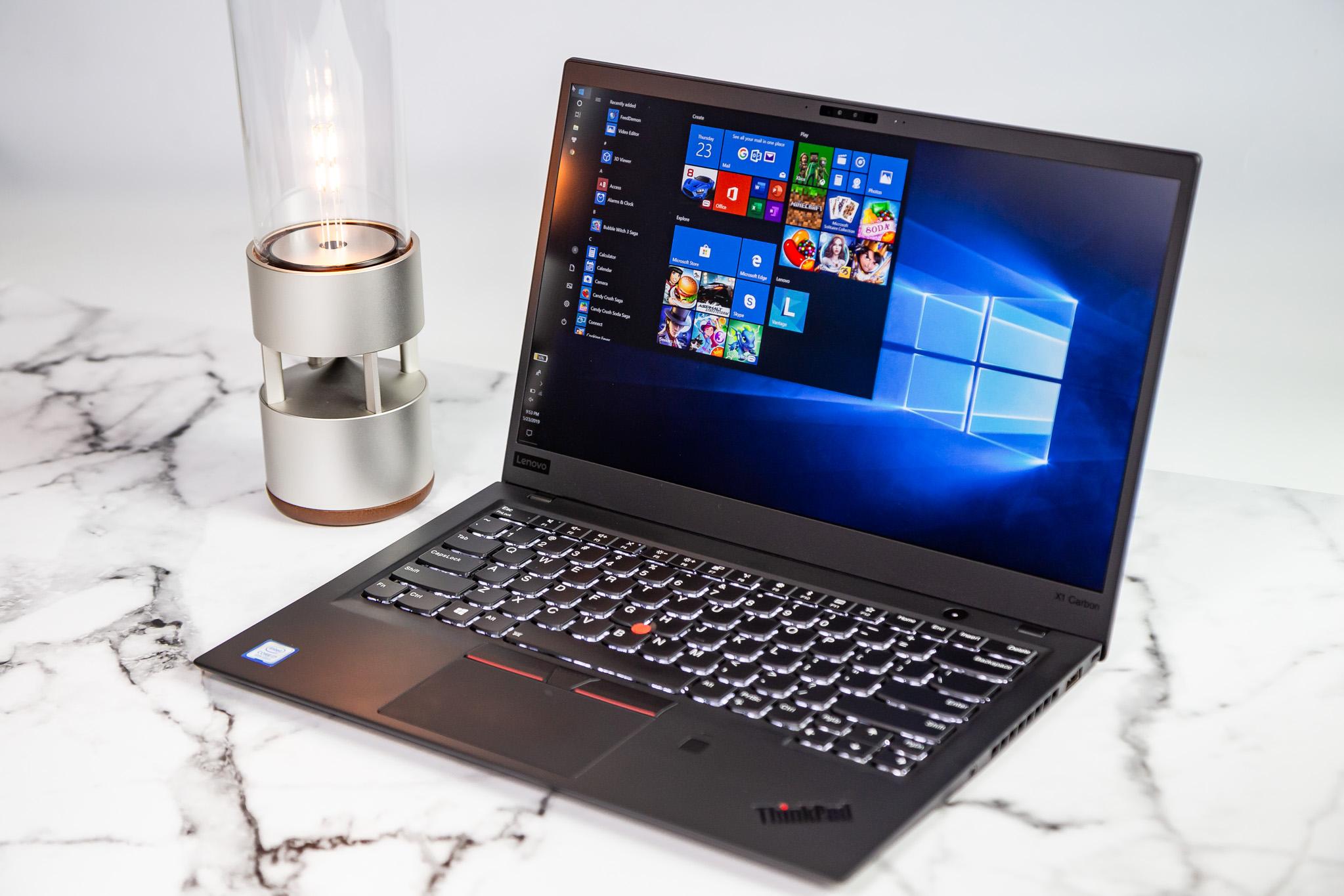 Lenovo ThinkPad X1 Carbon Gen 6 là lựa chọn hấp dẫn cho dân văn phòng
