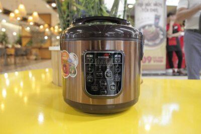 Review nồi cơm điện Ninosun NNS-868 có tốt không, giá bán