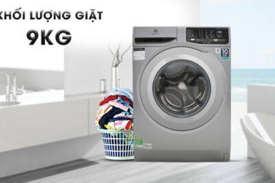 Review máy giặt Electrolux EWF9025BQWA có tốt không, giá bán, nơi mua