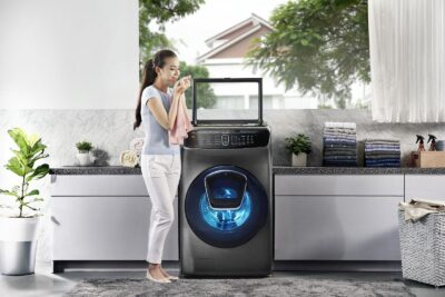 9 máy giặt sấy Samsung tốt bền nhất đa tính năng giá từ 14tr