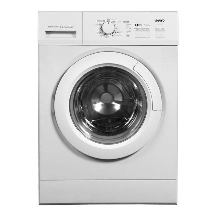 Máy giặt sấy Sanyo được nhiều gia đình ưa chuộng