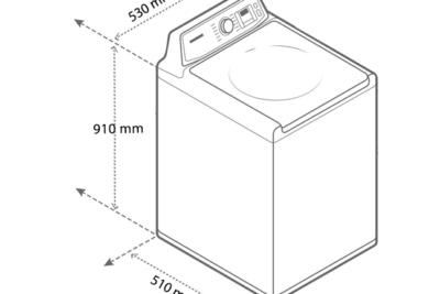 Đánh giá máy giặt Midea Mas 7201 có tốt không, giá bán, mua ở đâu
