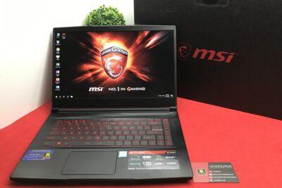 Review laptop Gaming MSI GF63 8RD-221VN có tốt không, giá bán