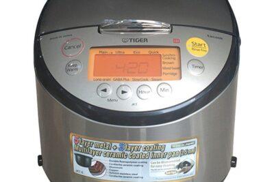 Nồi cơm điện cao tần Tiger JKT-S18W có tốt không, giá bán, nơi mua