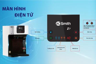 Máy lọc nước AO Smith Z7 có tốt không, giá bán, cách sử dụng