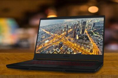 Đánh giá laptop MSI GF63 8RD-221VN: Cấu hình, Giá bán, Thiết kế
