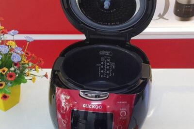 Nồi cơm điện cao tần Cuckoo CRP-HUB1080SR có tốt không, giá bán