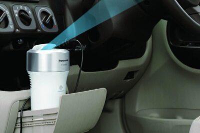 Máy lọc không khí trên ô tô Panasonic có tốt không? 5 lý do nên mua