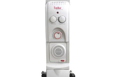 Đánh giá lò sưởi Saiko OR-5211T 2300W có tốt không, giá bán, nơi mua