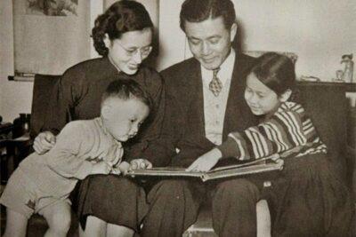 12 bài học thủ tướng Đài Loan dạy con cách làm người
