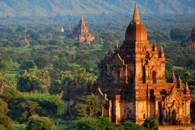 Myanmar – Bình yên xứ sở Chùa Vàng
