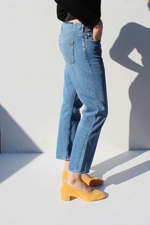 """7 xu hướng quần jeans """"không thể bỏ qua"""" mùa Xuân Hè 2016"""