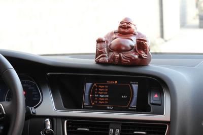 Top 5 đồ nội thất theo phong thủy trong xe ô tô