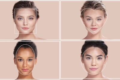 Cách xác định hình dáng khuôn mặt để tạo khối và highlight khi trang điểm