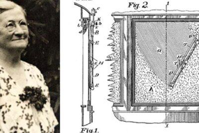 Ai là người phát minh ra cần gạt nước trên ô tô?