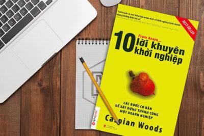 Những cuốn sách bạn nên đọc trước khi khởi nghiệp