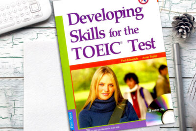 Muốn đạt điểm cao TOEIC, phải chọn đúng sách ôn luyện