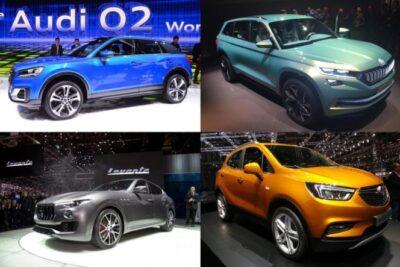 Có gì tại Geneva Auto Show 2016?