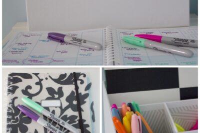 """""""Tái sinh"""" cho những chiếc bút màu"""