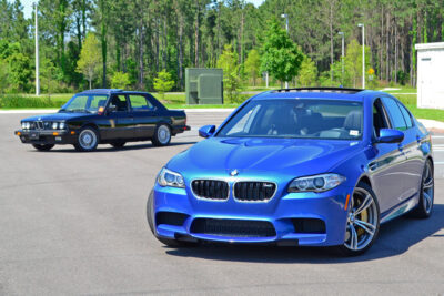 Top 5 xe ô tô tăng tốc nhanh nhất của BMW