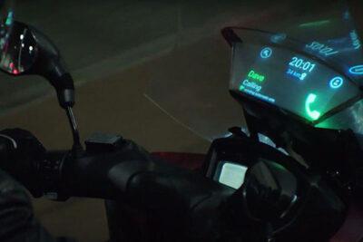 Samsung sẽ giúp chiếc xe máy trở nên thông minh hơn?