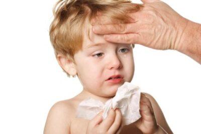 Phòng ngừa các bệnh mùa xuân cho trẻ