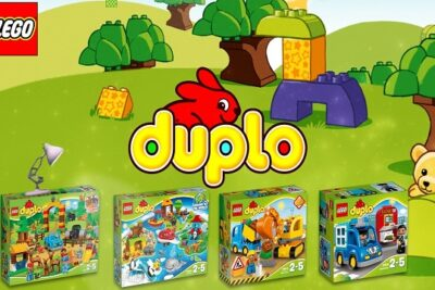 Lego Duplo – mô hình sáng tạo đầu tiên của bé