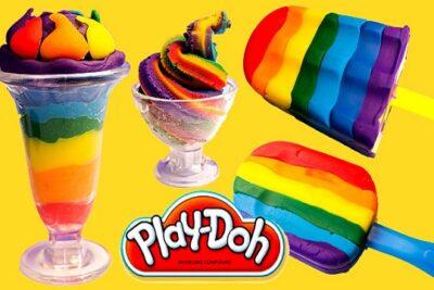 Sáng tạo không ngừng với đồ chơi bột nặn Play-Doh
