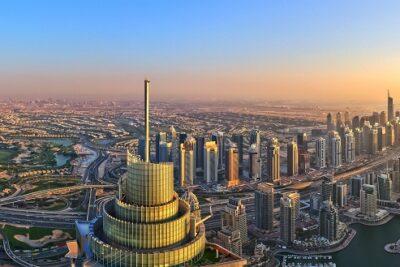 Dubai – Điểm đến hấp dẫn giới thượng lưu châu Á