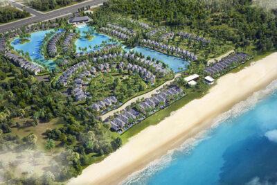Vinpearl Nha Trang Long Beach Villas hội tụ đầy đủ các yếu tố quan trọng để làm nên cơn sốt nghỉ dưỡng
