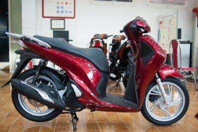 6 mẫu xe máy Honda 2017 phiên bản mới trình làng trên thị trường xe