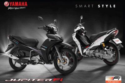 Cập nhật những mẫu xe Yamaha đời mới 2020