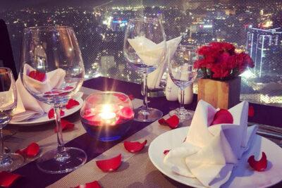 """6 ý tưởng để có một bữa tối lãng mạn cùng """"nửa kia"""" của mình"""