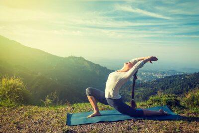 Yoga – Môn Thể Thao Giúp Cân Bằng Cuộc Sống
