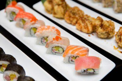Buffet sushi Hà Nội – Vị Nhật giữa lòng thủ đô