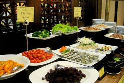 Những nhà hàng Buffet chay ngon ở Hà Nội