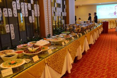 Top nhà hàng buffet chay TpHCM ngon nhất