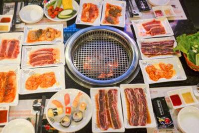 Top các nhà hàng buffet thịt nướng Tp. HCM