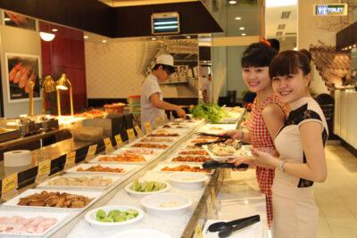 Buffet nướng Hàn Quốc và buffet lẩu Nhật Bản – Cuộc chiến ngang tài ngang sức