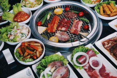 Buffet Phạm Văn Đồng – Ẩm thực trên con đường nội đô đẹp nhất TP.HCM