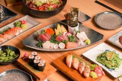 Một số điều cần biết khi thưởng thức buffet sushi Hà Nội