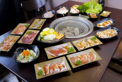 Địa chỉ 10 quán buffet lẩu Nhật Bản ngon có giá từ 139k