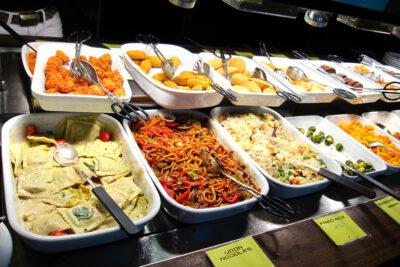 4 nhà hàng buffet chay TPHCM 50 món ngon Á Âu giá từ 130k