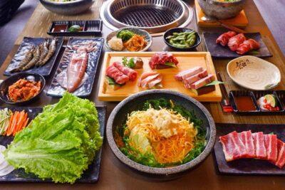 Voucher buffet TPHCM Sumo BBQ, Gyu Kaku, Gogi House, Ssal Chicken
