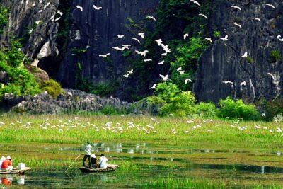 Du lịch phượt Ninh Bình tới 5 địa danh cảnh đẹp nhất