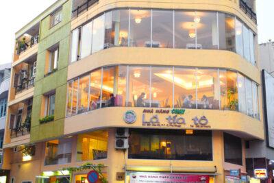 Nhà hàng buffet chay TPHCM ăn ở đâu?