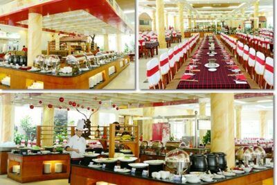 Buffet Hương Sen Hà Nội – Đại diện phong cách ẩm thực cao cấp