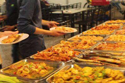 No căng bụng với 6 nhà hàng buffet 99K TPHCM ngon rẻ