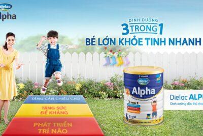 29 loại sữa tốt cho trẻ 6-12 tháng tuổi đủ 4 nhóm dưỡng chất thiết yếu