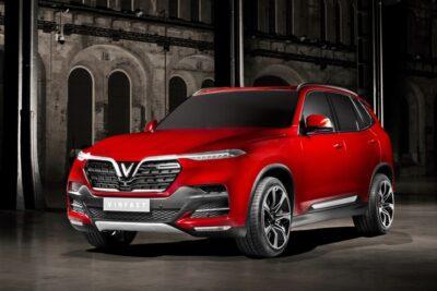 Cách tính giá xe lăn bánh VinFast SUV LUX SA2.0 bao nhiêu tiền